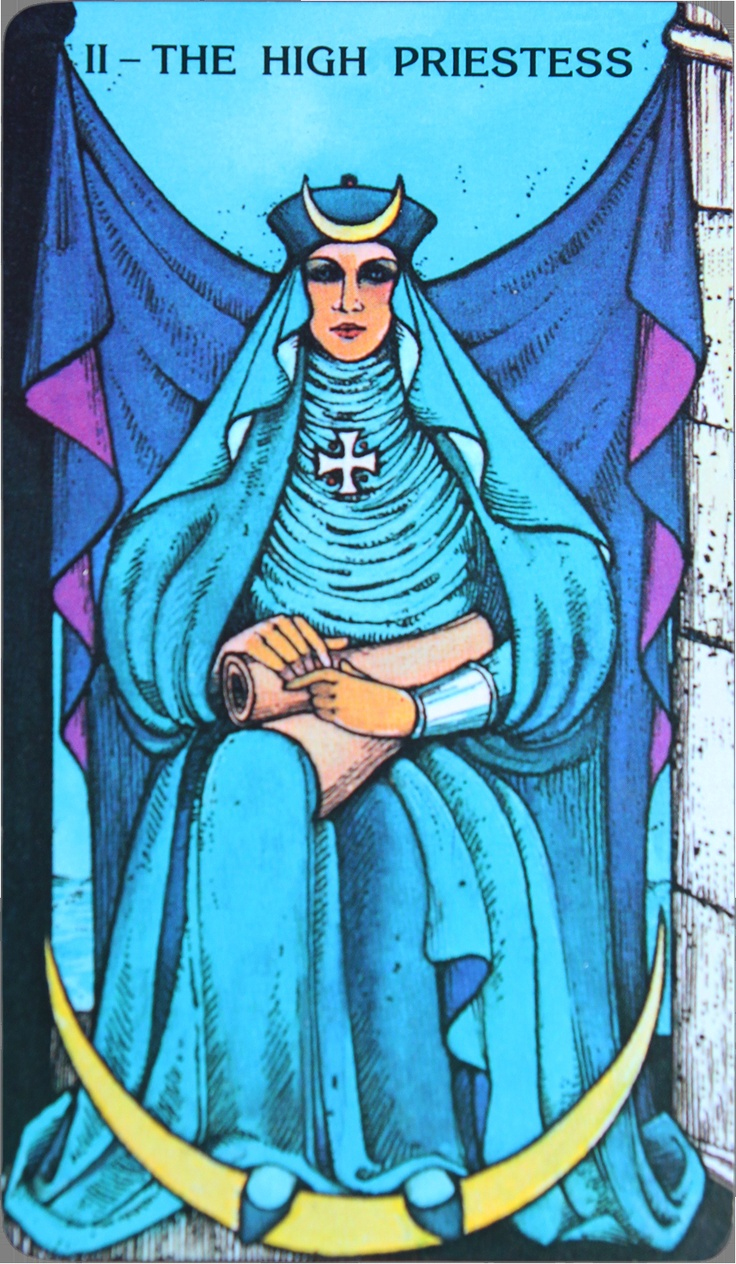 A priestess is quite distinct form a woman priest.